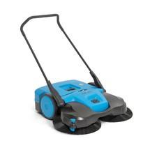 B-Ware Kehrmaschine Steinbock® Turbo Premium, elektrisch, Kehrbreite 770 mm, RAL 5015 himmelblau