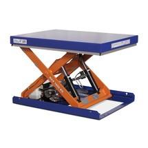 B-Ware Scheren-Hubtisch EdmoLift® C-Serie, TK 500 kg, Plattform à 900 x 600 mm