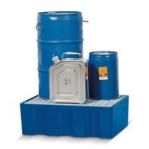 Bac de rétention pour bidons de 60 litres