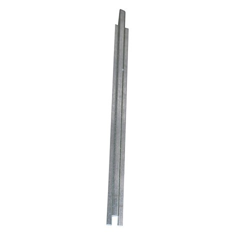 Badkontakt för platt samling bricka av stål, bygghöjd 78 mm
