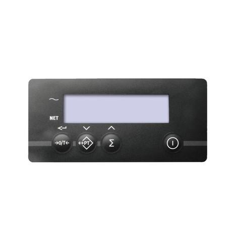 balança de pesagem porta-paletes Jungheinrich AMW 22 com display básico