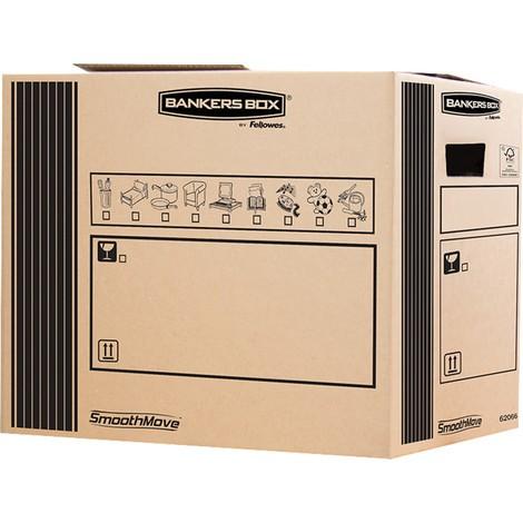 BANKERS BOX® Transportboxen Classic