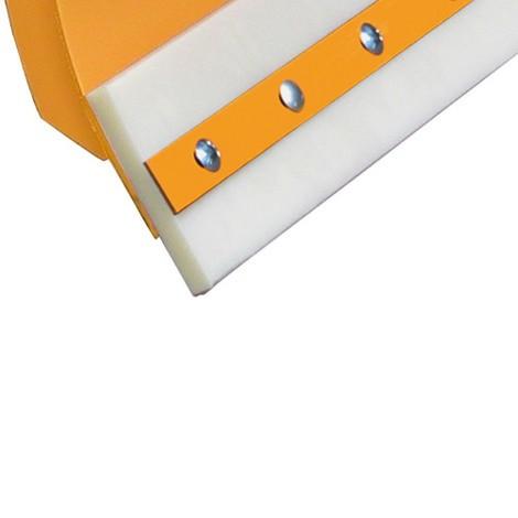 Barra raschiatrice di ricambio in poliuretano, per carrello elevatore spazzaneve Profi