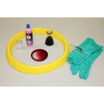 Barrera, protección de alcantarillado reutiliz