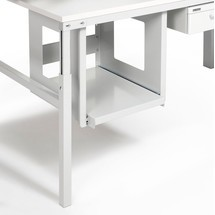 Base allungabile in acciaio TRESTON per stampanti