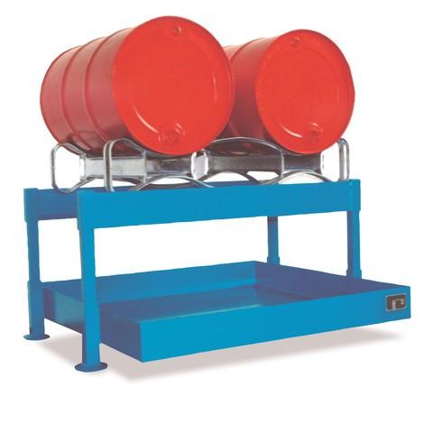 Base de llenado para barriles de 200 l