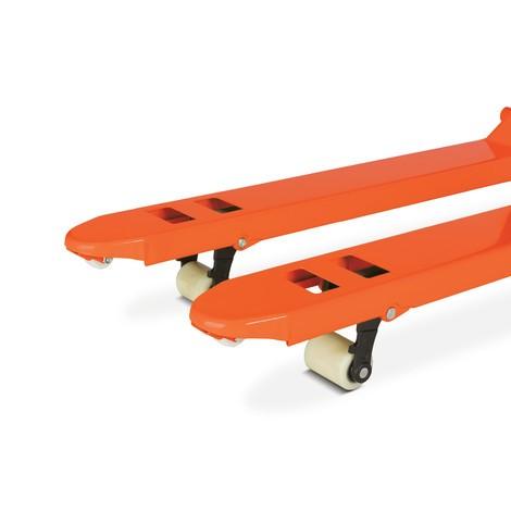 BASIC hand pallet truck, fork length 1150 mm