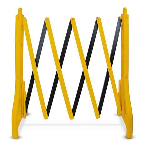 BASIC scissor barrier