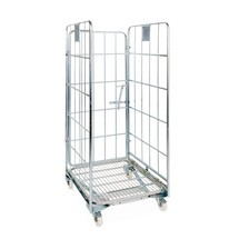 BASIC steel roll container, nestable