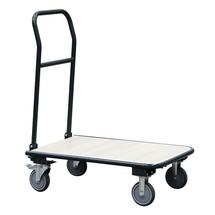 BASIC transportwagen, opvouwbaar, laadcapaciteit 150 kg