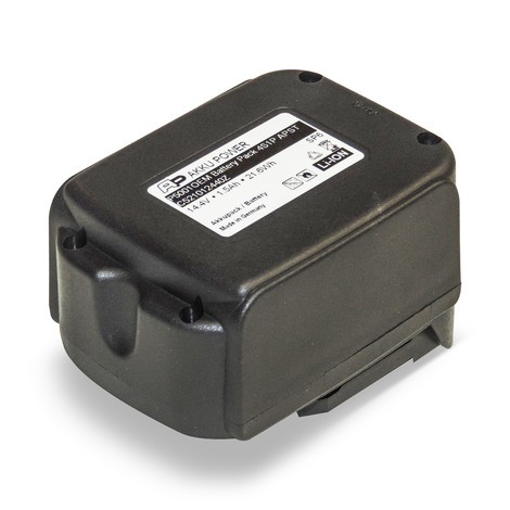 Bateria para fixação e bloqueio do dispositivo Steinbock® AR 180