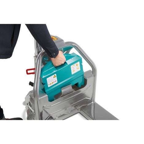 Batería recargable de iones de litio de repuesto para transpaleta eléctrica Ameise®