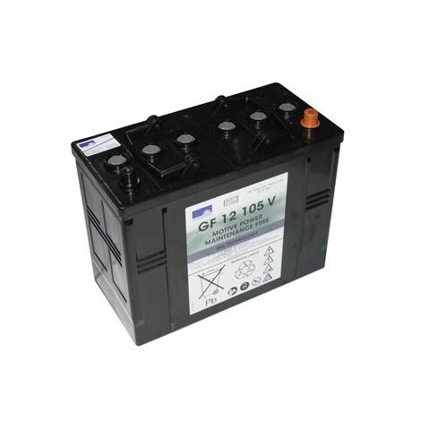 Batteria per lavasciuga cavalcabile CT80