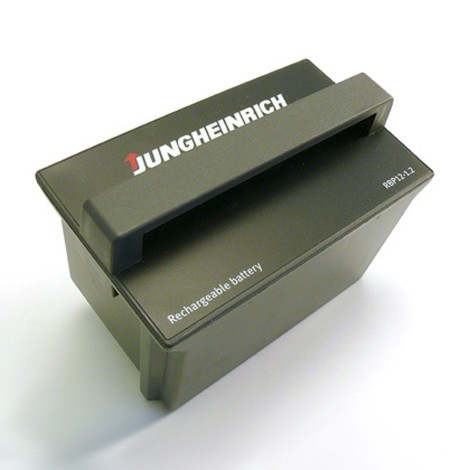 Battery change module for Jungheinrich AMW 22p pallet truck