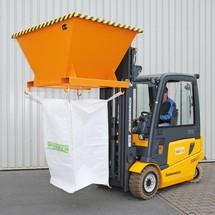 Befülltrichter für Transportsäcke BIG BAG, HxBxT 990 x 1.710 x 1.320 mm