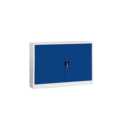 Beistellschrank BASIC, HxBxT mm: 1800x800x380, 2 beschichtete Fachböden