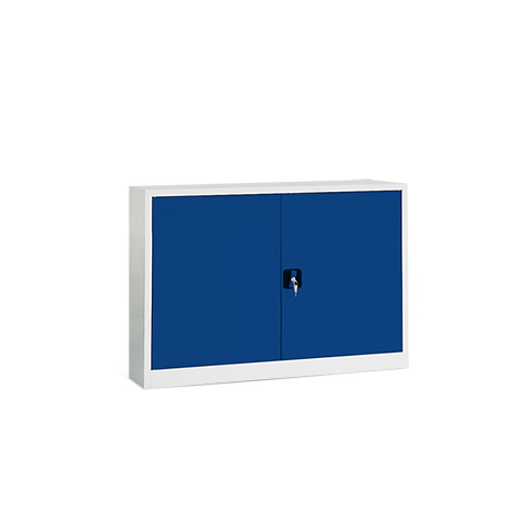 Beistellschrank BASIC, HxT mm: 1200x420, 3 beschichtete Fachböden