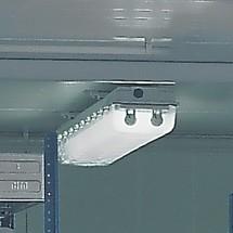 Beleuchtung für Brandschutzcontainer, explosionsgeschützt