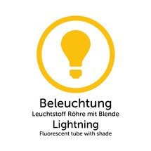 Beleuchtung für Profi-Schaukasten