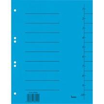 bene Trennblätter 98300 vollfarbige Intensivfarben