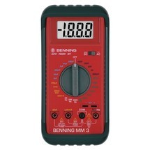 BENNING Multimeter MM 3