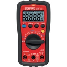 BENNING Multimeter MM 5-2