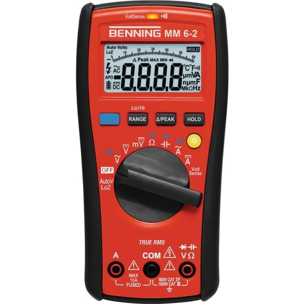 BENNING Multimeter MM 6-2