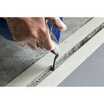 Beton-Reparatursystem Fließspachtel, 25kg, grau