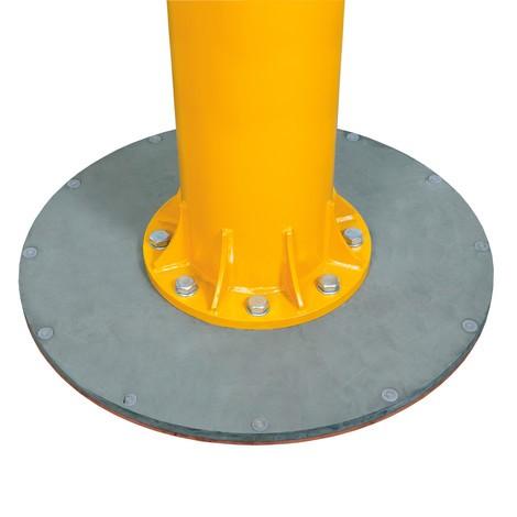 Bevestigingsmateriaal voor fundament voor draaikraan Ameise ®
