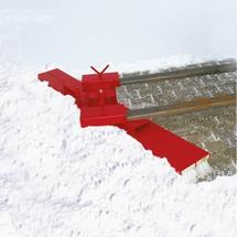 Bezem voor heftrucks en shovels