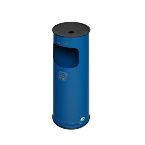 Bezpieczna popielniczka wielofunkcyjna VAR®, 17 litrów