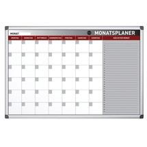 Bi-Office Glas-Planer