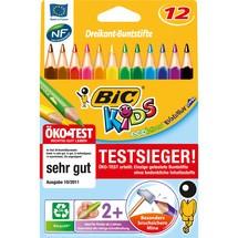 BIC® Buntstifte Kids Evolution Triangle