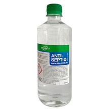 BIO-CIRCLE Hände-Desinfektionsmittel ANTISEPT-D