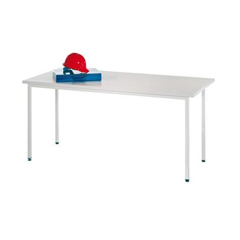 Biurko dla mistrzów zakładowych PAVOY, udźwig 50 kg, wys. xszer. xgł. 720 x1700 x800 mm