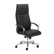 Biurowe krzesło obrotowe fotel szefa Lynx