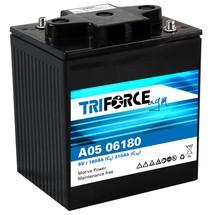 Blockbatterie A05, AGM, 6 V