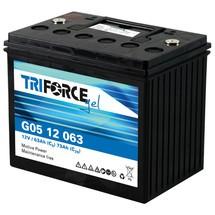 Blockbatterie G05, Blei-Gel, 6 V