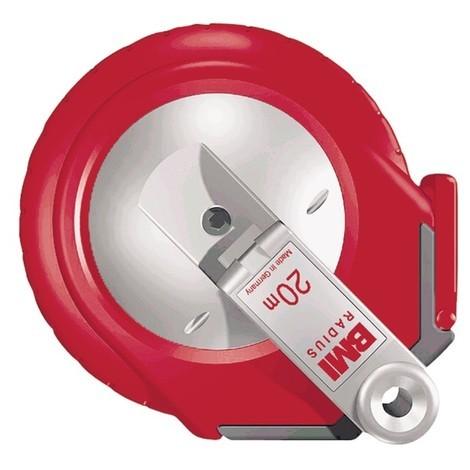 BMI Kapselbandmaß RADIUS, Stahlmaßband BMI