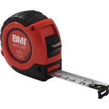 BMI Taschenrollbandmaß twoComp