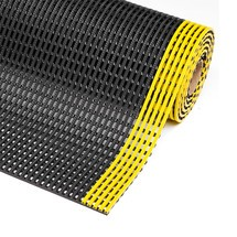Bodenschutzmatte aus Polyvinylchlorid