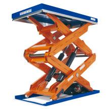 Scheren-Hubtisch mit Doppel-Schere
