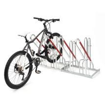 Fahrradständer aus korrosionsfestem Stahl