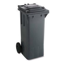 einfache Mülltonne
