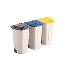Mülleimer zur Entsorgung von Betriebsmüll