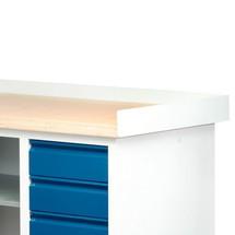 Board strip voor compacte werkbank