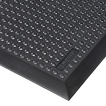 Bodenmatte antistatisch, genoppt, 3 Maße zur Auswahl