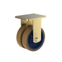 Bokwiel van polyurethaan voor zware last Wicke Topthane®