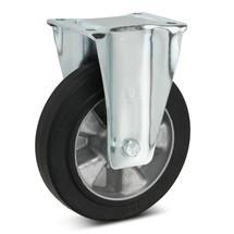 Bokwiel Wicke van elastisch massief rubber