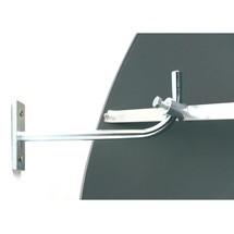 Braccio da parete allungato per specchio di sorveglianza Detektiv
